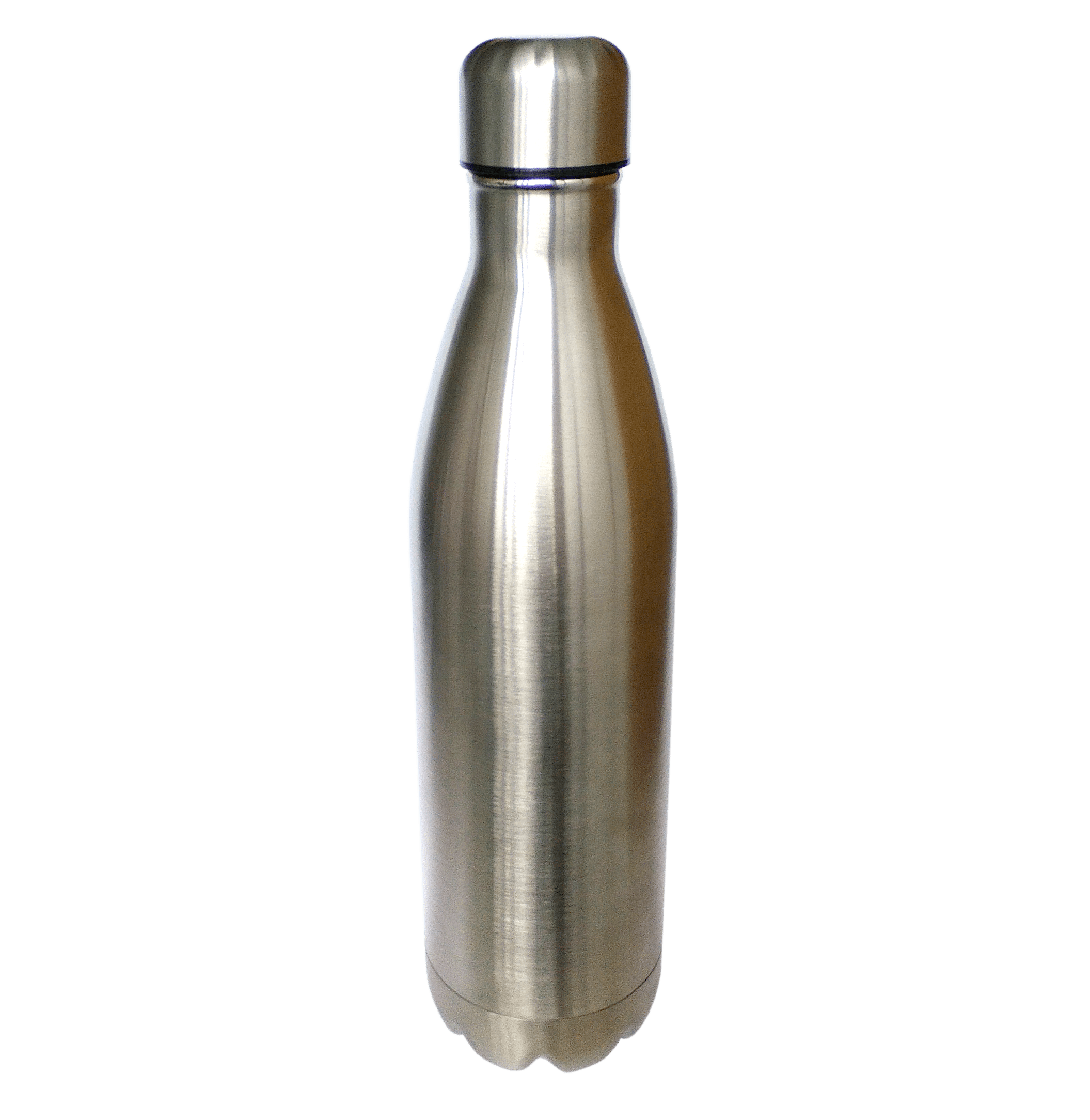vandflaske i rustfri stål