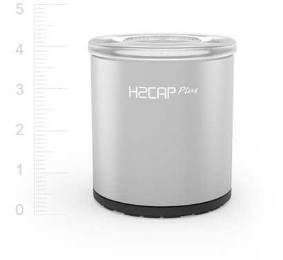 H2CAP Plus hydrogen vand